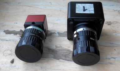 Two cameras of the same type from the same manufacturer - but they work differently
